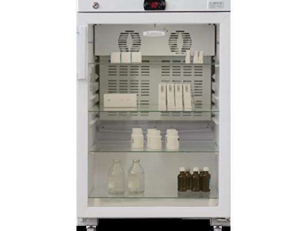 Камера холодильная медицинская Бирюса Б-150 (стеклянная дверь)