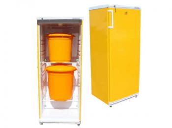 """Холодильник для хранения медицинских отходов класса """"Б"""" Кондор14"""